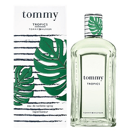 TOMMY MEN TROPICS EDT 100 ML - TOMMY HILFIGER