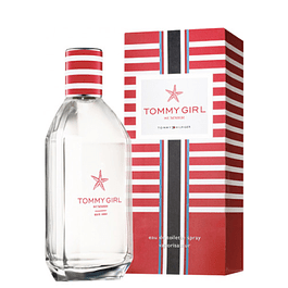 TOMMY GIRL SUMMER EDT 100 ML - TOMMY HILFIGER