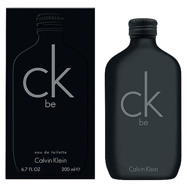 CK BE EDT 200 ML - CALVIN KLEIN
