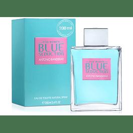BLUE SEDUCTION FOR WOMEN EDT 200 ML - ANTONIO BANDERAS