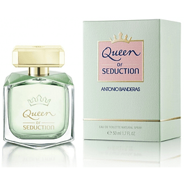 QUEEN OF SEDUCTION EDT 50 ML - ANTONIO BANDERAS