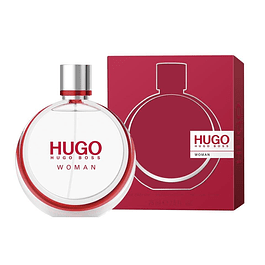 HUGO WOMAN (CANTIMPLORA) EDP 75 ML - HUGO BOSS