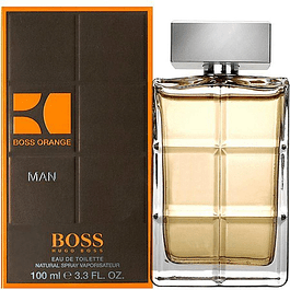 HUGO ORANGE MAN EDT 100 ML - HUGO BOSS