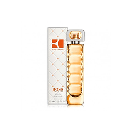 BOSS ORANGE WOMEN EDT 75 ML - HUGO BOSS