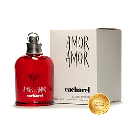AMOR AMOR EDT 100 ML TESTER (PROBADOR) - CACHAREL