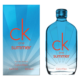 CK ONE SUMMER EDT 100 ML - CALVIN KLEIN