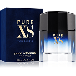 PURE XS EDT 100 ML - PACO RABANNE