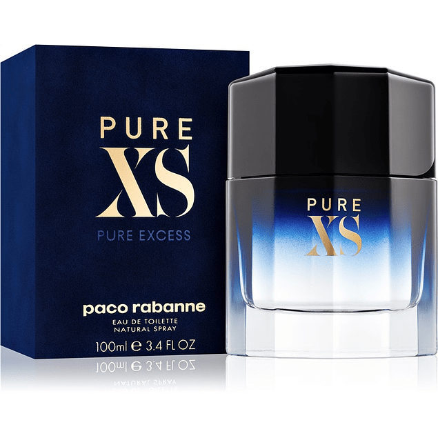 PURE XS EDT 100 ML - PACO RABANNE