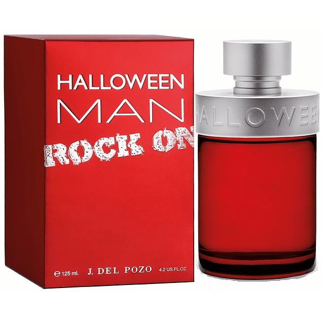 HALLOWEEN MAN ROCK ON EDT 125 ML - HALLOWEEN