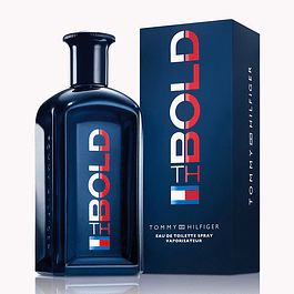 TOMMY TH BOLD EDT 100 ML - TOMMY HILFIGER