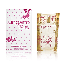 UNGARO PARTY EDT 90 ML - EMANUEL UNGARO