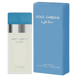 LIGHT BLUE WOMEN EDT 100 ML - DOLCE & GABBANA