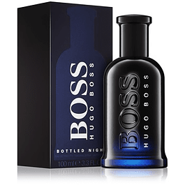 BOSS BOTTLED N°6 NIGHT EDT 100 ML - HUGO BOSS