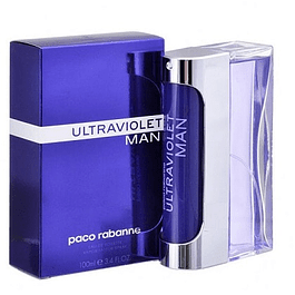 ULTRAVIOLET MAN EDT 100 ML - PACO RABANNE