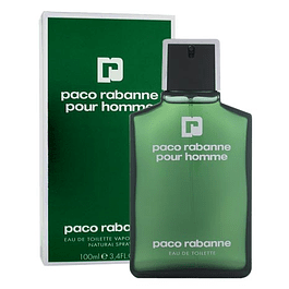 PACO POUR HOMME EDT 100 ML - PACO RABANNE