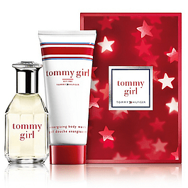 TOMMY GIRL EDT 30 ML + GEL DE DUCHA 100 ML ESTUCHE - TOMMY HILFIGER