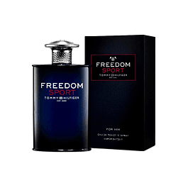 TOMMY FREEDOM SPORT MEN EDT 100 ML - TOMMY HILFIGER