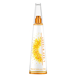 LEAU D'ISSEY WOMEN SUMMER  EDT 100 ML TESTER (PROBADOR) SIN TAPA - ISSEY MIYAKE