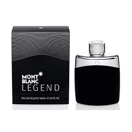 LEGEND MEN EDT 100 ML - MONT BLANC