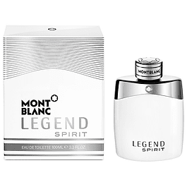 LEGEND SPIRIT EDT 100 ML - MONT BLANC