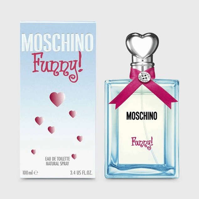 FUNNY EDT 100 ML - MOSCHINO