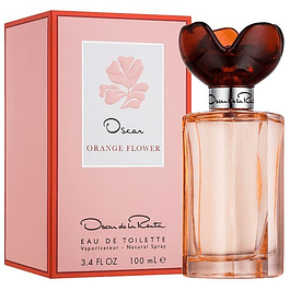 OSCAR ORANGE FLOWER EDT 100 ML - OSCAR DE LA RENTA