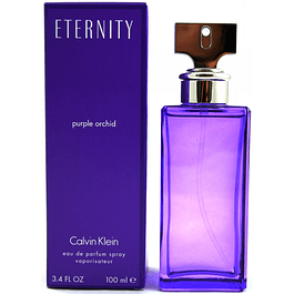 ETERNITY PURPLE ORCHID EDP 100 ML - CALVIN KLEIN