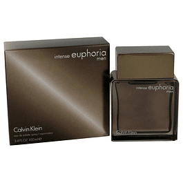 EUPHORIA MEN INTENSE EDT 100 ML - CALVIN KLEIN
