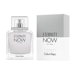 ETERNITY NOW MEN EDT 100 ML - CALVIN KLEIN