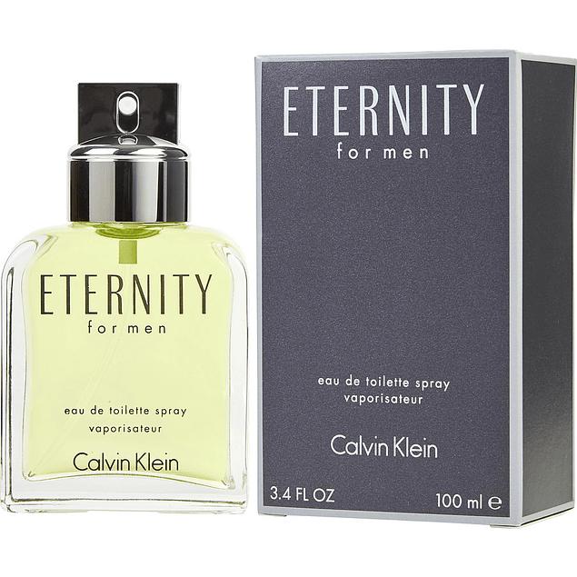 ETERNITY MEN EDT 100 ML - CALVIN KLEIN