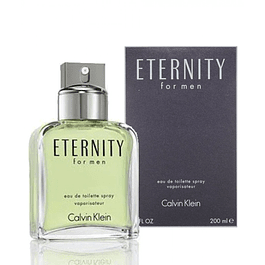 ETERNITY MEN EDT 200 ML - CALVIN KLEIN