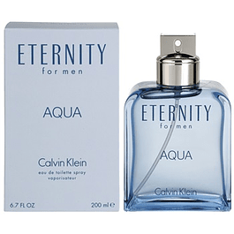 ETERNITY AQUA MEN EDT 200 ML - CALVIN KLEIN