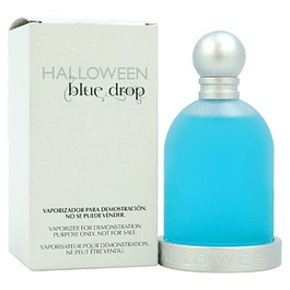 HALLOWEEN BLUE DROP EDT 100 ML TESTER ( PROBADOR) - HALLOWEEN