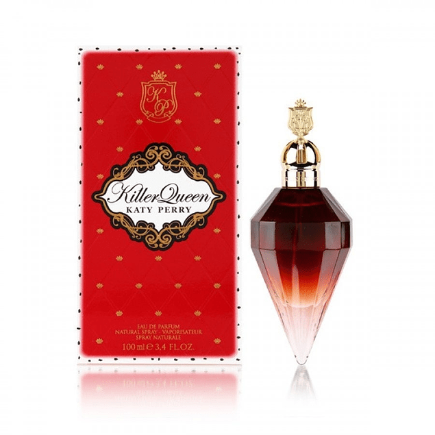 KILLER QUEEN EDP 100 ML  - KATY PERRY