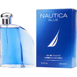 NAUTICA BLUE EDT 100 ML - NAUTICA