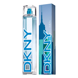 DKNY MEN SUMMER EDT 100 ML - DONNA KARAN NY