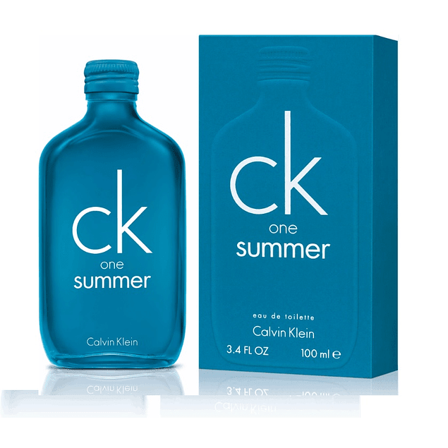 CK ONE SUMMER (2018) EDT 100 ML - CALVIN KLEIN