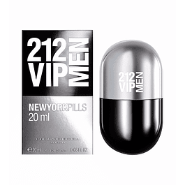212 VIP MEN EDT 20 ML - CAROLINA HERRERA