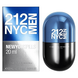 212 MEN EDT 20 ML - CAROLINA HERRERA