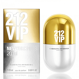 212 VIP EDP 20 ML - CAROLINA HERRERA