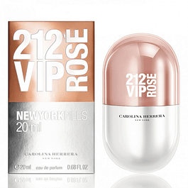 212 VIP ROSE EDP 20 ML - CAROLINA HERRERA