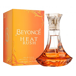 HEAT RUSH EDT 100 ML - BEYONCE