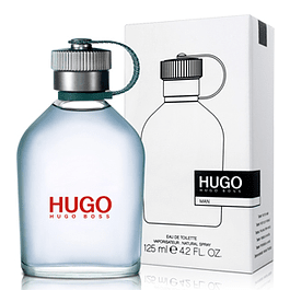 HUGO MEN CANTIMPLORA EDT 125 TESTER (PROBADOR) - HUGO BOSS