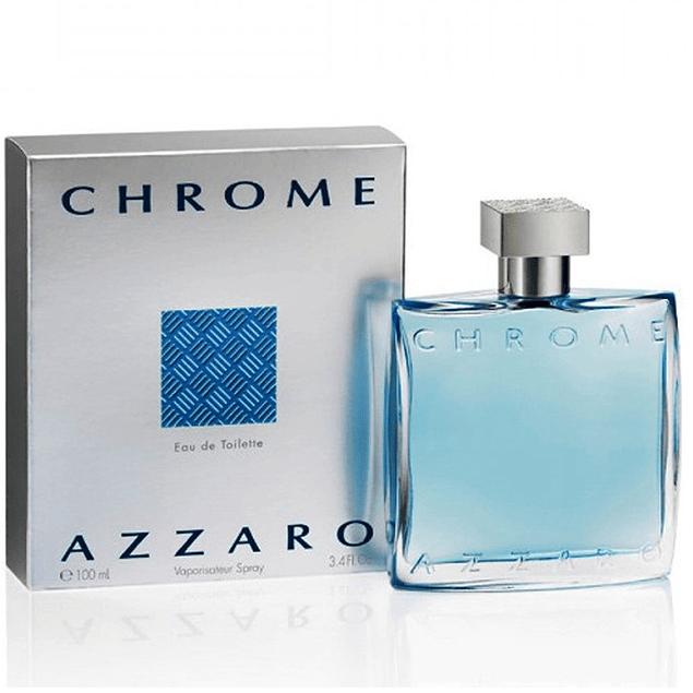 Chrome EDT 100 ML - Azzaro