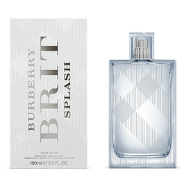 BRIT SPLASH EDT 100 ML - BURBERRY