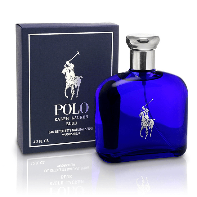 POLO BLUE EDT 125 ML- RALPH LAUREN