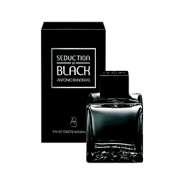SEDUCTION IN BLACK  100 ML -  ANTONIO BANDERAS