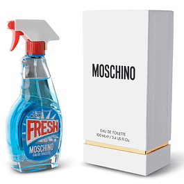 FRESH COUTURE EDT 100 ML- MOSCHINO