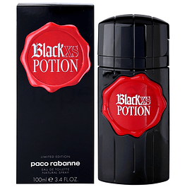 BLACK XS POTION EDT 100 ML - PACO RABANNE