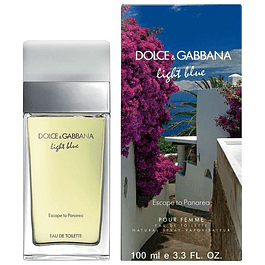 LIGHT BLUE ESCAPE TO PANAREA EDT 100 ML - DOLCE & GABBANA